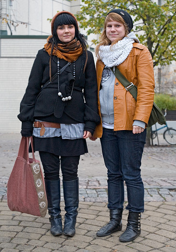 HEL LOOKS | Sonja (16) and Veera (17)
